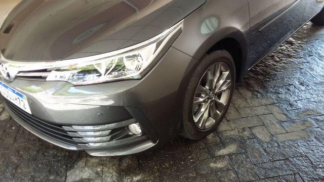 Corolla xei ano e modelo 2018 com apenas 12.500 km novíssimo - Foto 10
