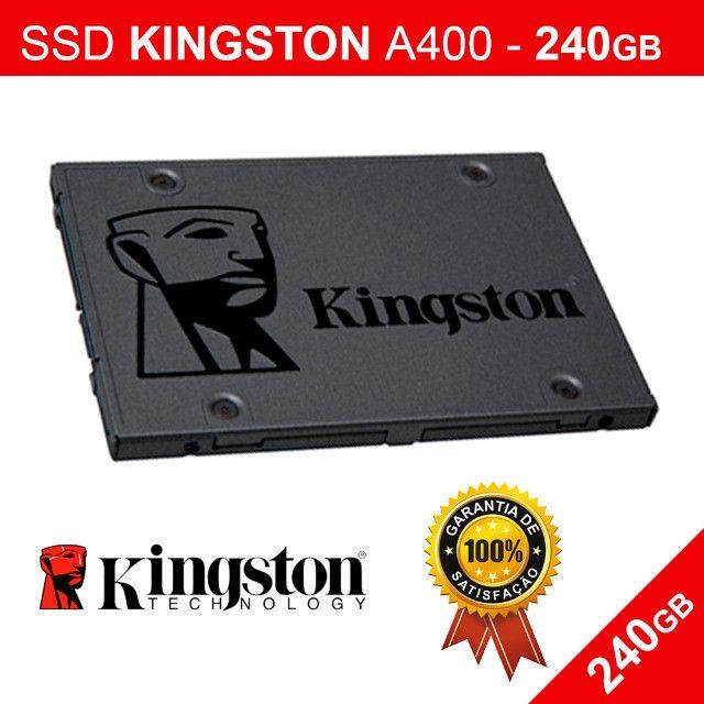 SSD Kingston de 240Gb - Novo Pronta Entrega - Foto 2
