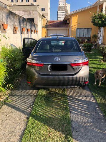 Vendo Corolla xei 2019