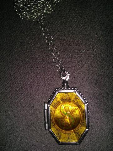 Medalhão Sonserina - Foto 2
