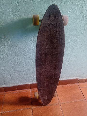 Skate Longeboard - Foto 3