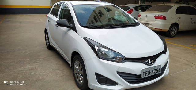 HB20 Hatch Comfort style 1.0 2013