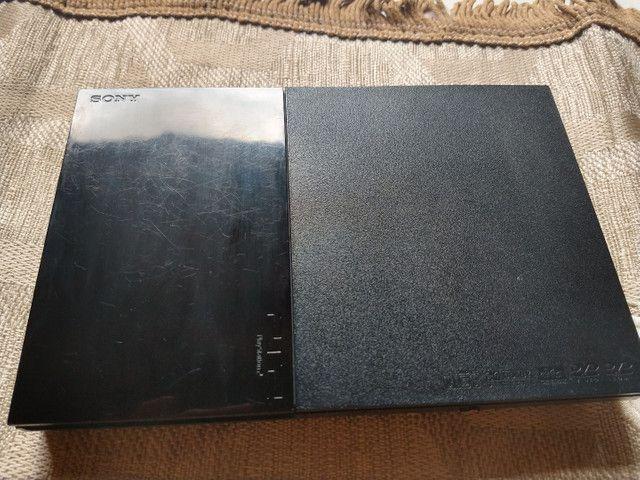 PS2 SLIM OU TROCO EM PS3 SUPER SLIM