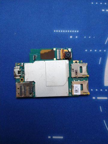 Placa mãe Sony z3 D6633
