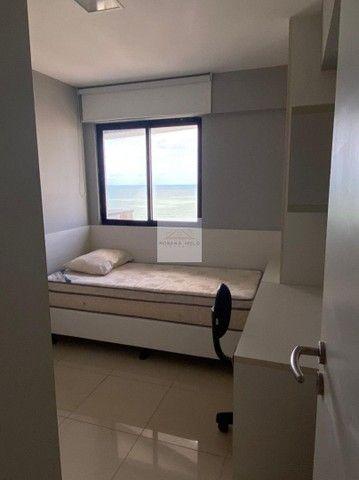 Edf. Portal da Praia, Boa Viagem /Vista Mar/02 Quartos /01 Suíte/Andar alto/Taxas Incl... - Foto 6