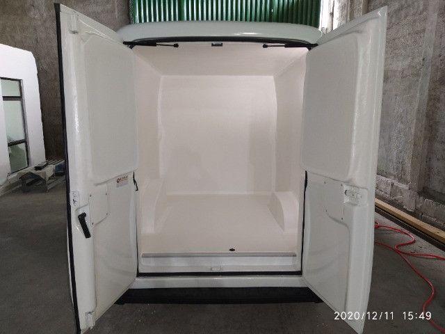 Isolamento Térmico Vans e Fiorino - Foto 3
