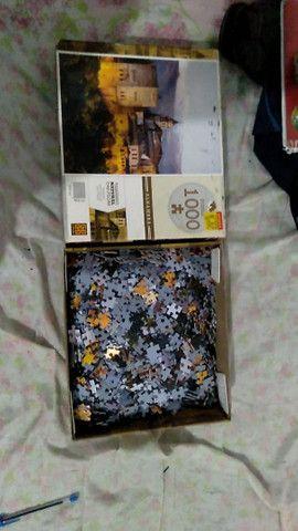 Quebra Cabeça 1000 peças - Foto 4