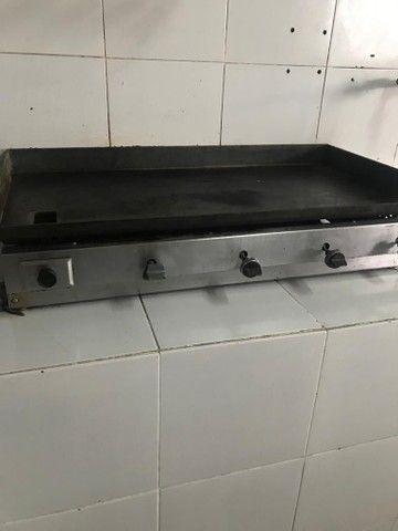 Chapa - Estufa - Freezer
