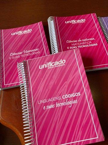 Livros Cursinho UNIFICADO - Foto 3