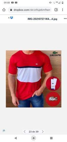 Camisas Masc Peruanas - Foto 2