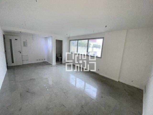 Sala para alugar com vaga. Piso em GRANITO,, 30 m² por R$ 1.200/mês - Icaraí - Niterói/RJ - Foto 2