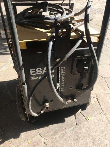 Máquina solda Esab Scandia MIG