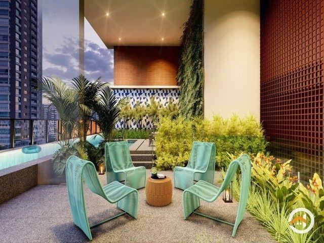 Apartamento à venda com 2 dormitórios em Setor oeste, Goiânia cod:5043 - Foto 15