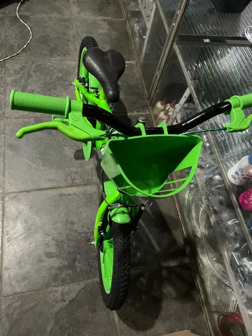 Bicicleta Infantil Incrível Hulk Aro 16 - Foto 3