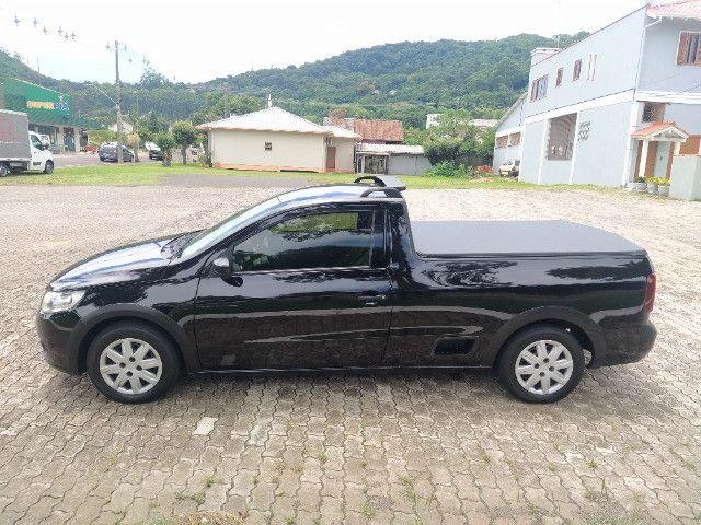Volkswagen Saveiro 1.6 G5 2012 completa - Foto 8