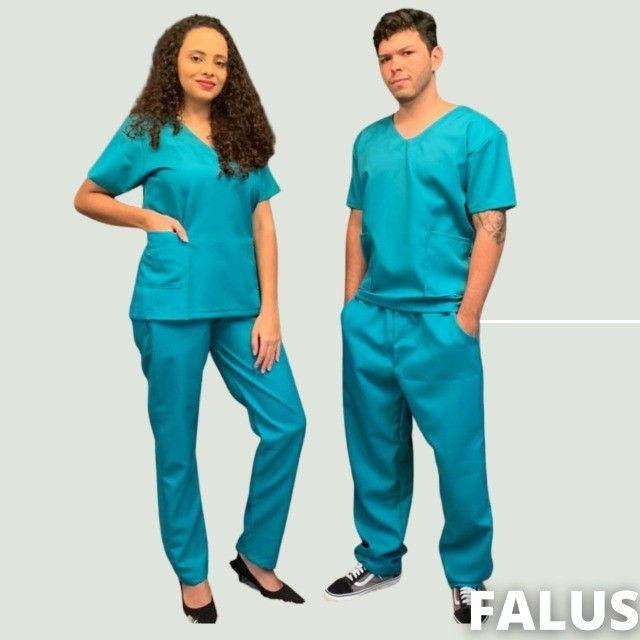 Pijama Cirúrgico Falus - Foto 6