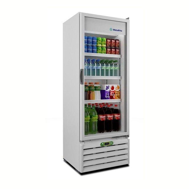 Refrigerador Expositor Bebidas Metalfrio 406L<br><br> - Foto 4