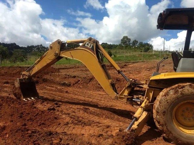 Retro escavadeira Carterpillar - Foto 3