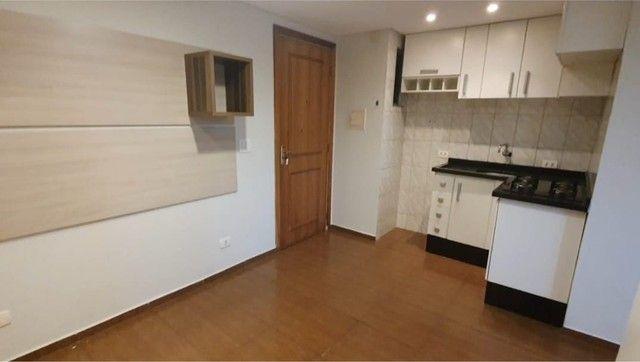 Kitnet com 1 dormitório à venda, 28 m² por R$ 110.000,00 - Alto Boqueirão - Curitiba/PR - Foto 6