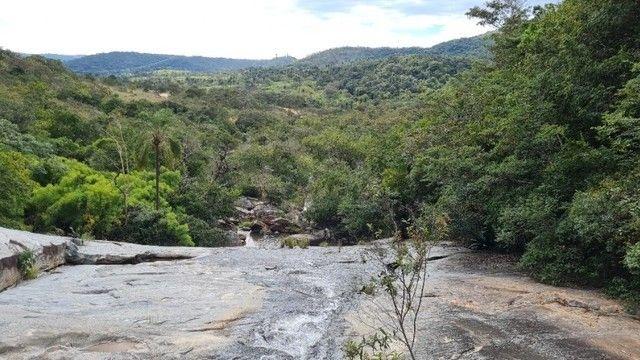 Terreno com maravilhosa cachoeira e natureza exuberante em Taquaraçu/MG - Foto 2