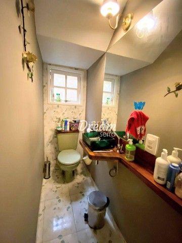 Casa com 4 dormitórios à venda, 117 m² por R$ 600.000,00 - Alto - Teresópolis/RJ - Foto 10