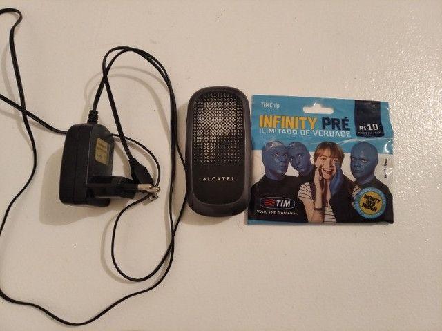 Celular Alcatel ideal para idosos - Foto 2