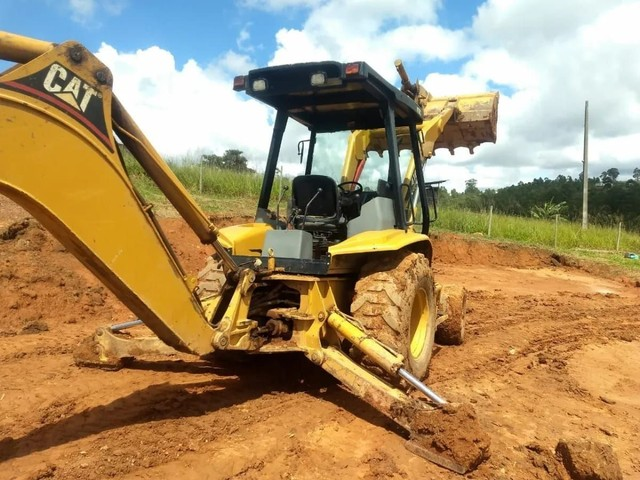 Retro escavadeira Carterpillar - Foto 4