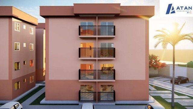 Condomínio Maria Luiza Bitar 2/4 suite e sacada - Foto 3