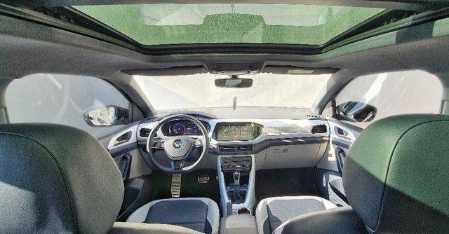 Volkswagen T-Cross Highline 250 TSi 2021 - Único dono - 9.800km - Impecável - Foto 8