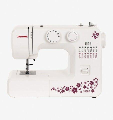 Máquina de Costura Janome Modelo 1006P