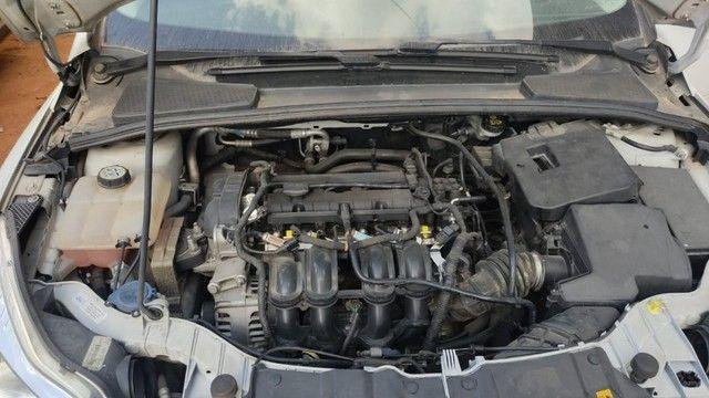 Ford Focus 2013 Usado Com Nota Fiscal Para Peças - Foto 14