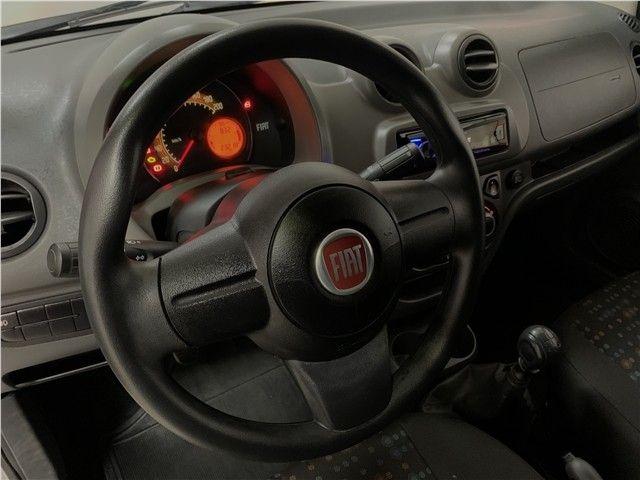 Fiat Fiorino 2020 1.4 mpi furgão hard working 8v flex 2p manual - Foto 10