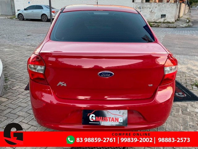 Ford ka SEDAN 2016 1.5 COMPLETAO ( Gmustang veiculos )  - Foto 3