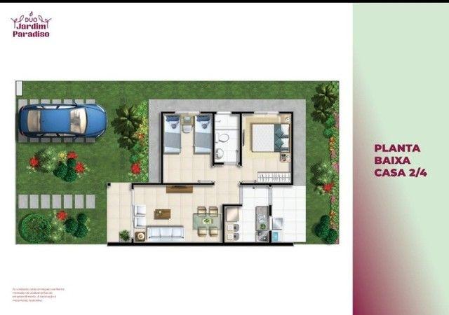 Casa de 2 ou 3 quartos, com possibilidade de mais um pavimento - Foto 16