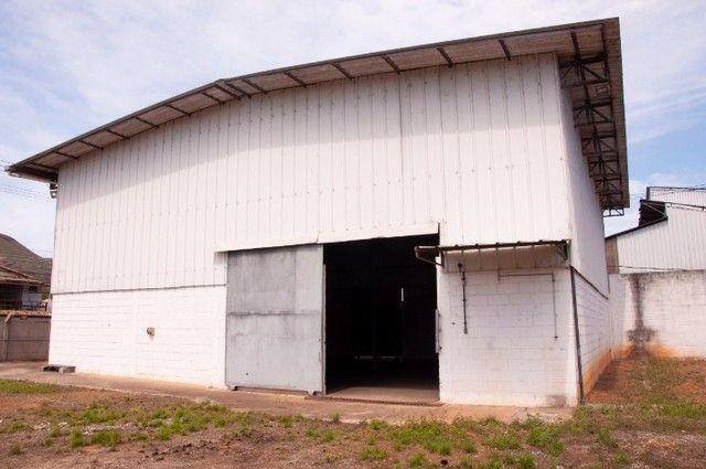 Galpão Industrial - alugo ou vendo - Foto 5