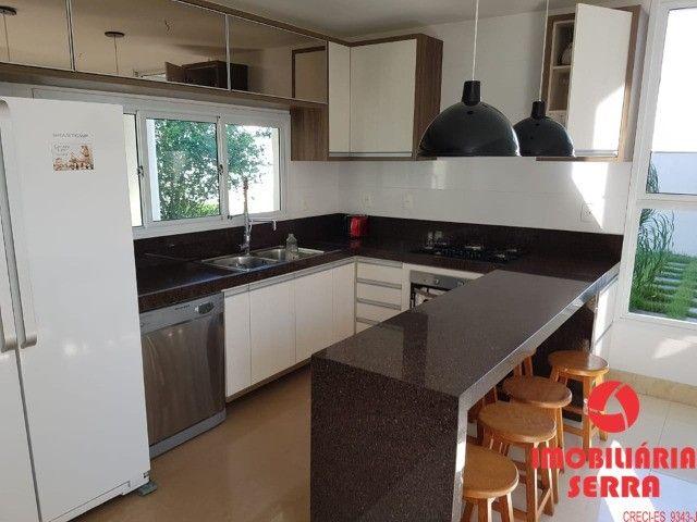 SGJ [K161] Mansão no Condomínio Boulevard Lagoa 370m² com 4 suítes  - Foto 3