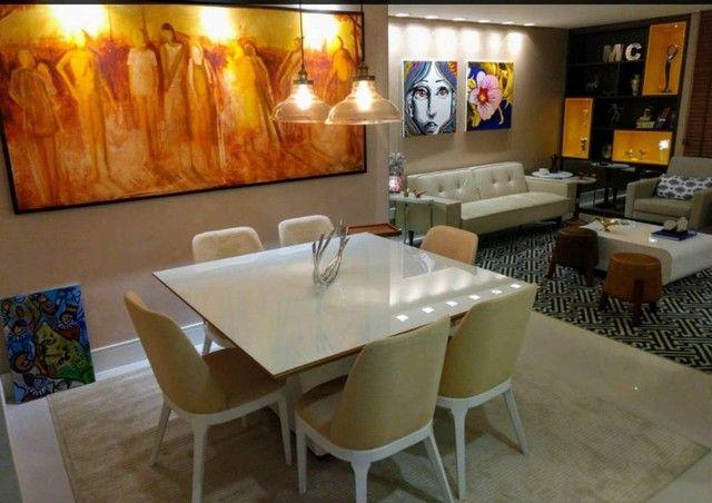 Apartamento 2 suítes nascente decorado e mobiliado no Corredor da Vitória - Foto 10