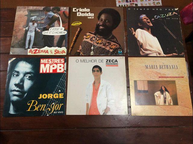 Disco Vinil/LP - Artistas Diversos - Item Colecionador  - Foto 5