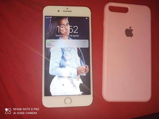 iPhone 8 Plus 64 gb gold  - Foto 4