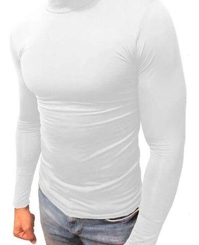 Proteja-se do Frio - Camisa Térmica  - Foto 2