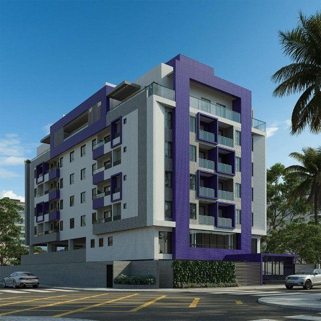 Lançamento no Bessa - Apartamentos 1, 2 e 3 quartos - Elevador e lazer na cobertura - Foto 2