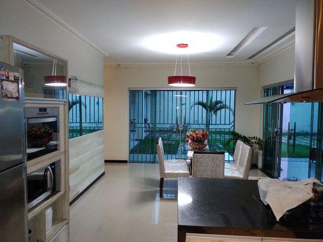Baixou R$700 mil reais casa com 3 suítes  Castanhal 20x30 o terreno - Foto 17