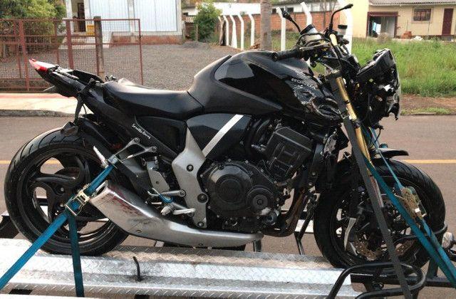 Moto Para Retirada De Peças / Sucata Honda CB 1000 R Ano 2012 CB1000 - Foto 2