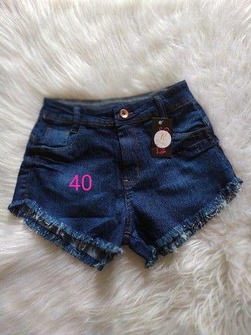 Shorts jeans 36 e 40  - Foto 4