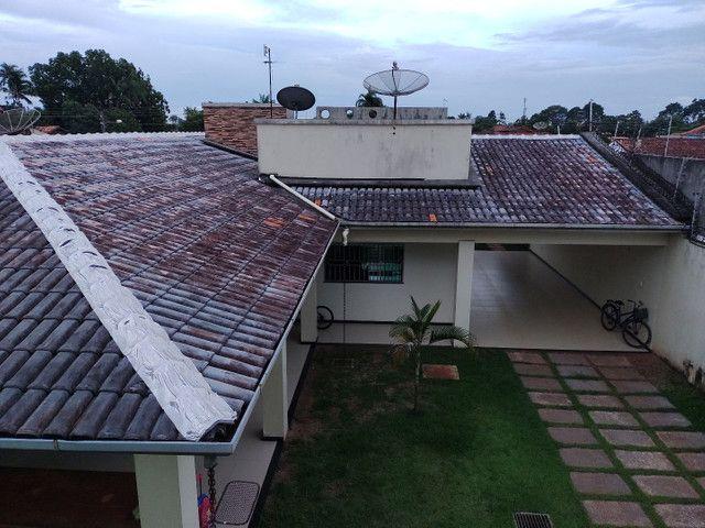 Baixou R$700 mil reais casa com 3 suítes  Castanhal 20x30 o terreno - Foto 5
