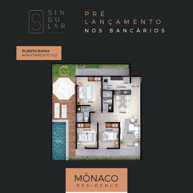 Apartamento nos Bancários com 2/3 quartos e varanda. Pronto para morar  - Foto 3