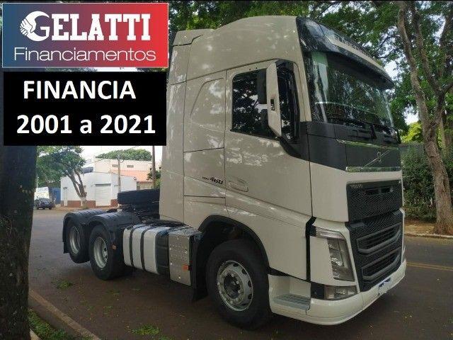 Scania g380 g420 volvo fh 440 460 mb iveco man carretas graneleiro cacamba - Foto 6