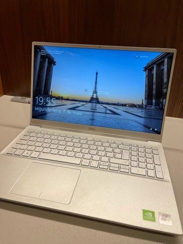 Notebook Dell Inspiron I7 16GB RAM SSD NVIDIA GEFORCE 15.6 Polegadas Novo NF