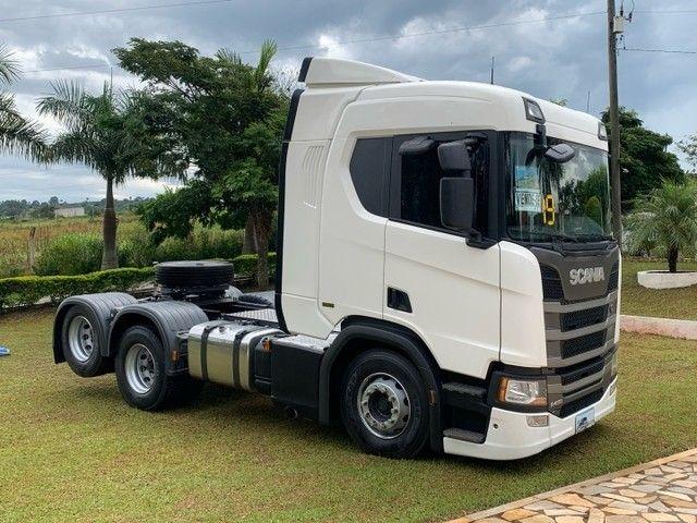 Scania R450 6x2 Cavalinho  - Foto 2