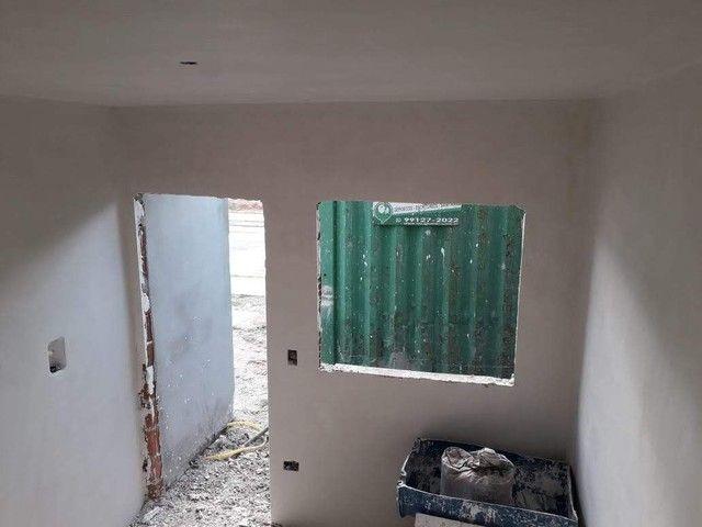 Gesso teto e parede